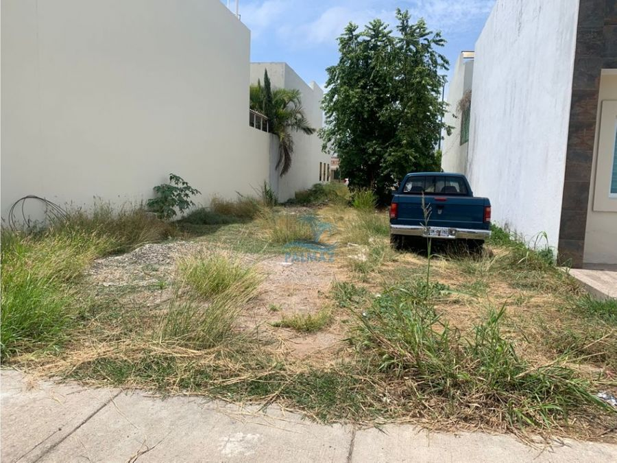 terreno en venta en coto privado en real del valle de 132 m2