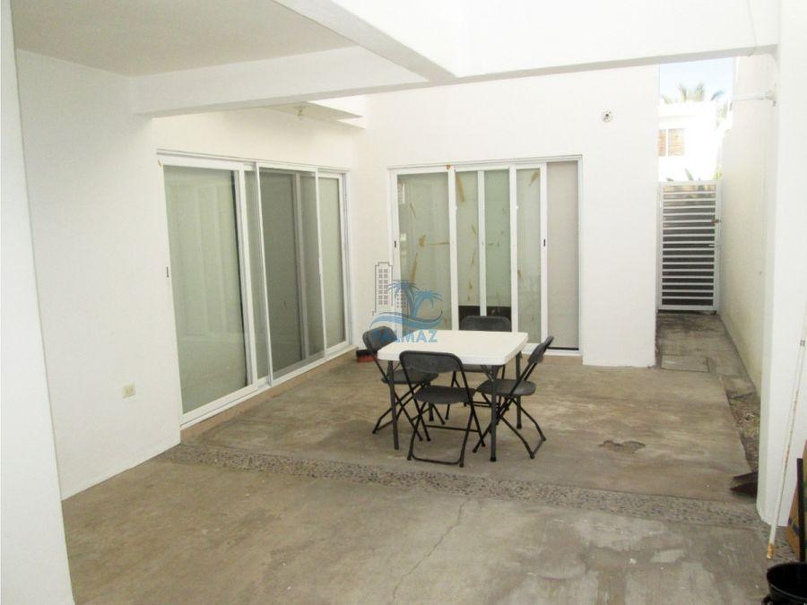 casa vacacional en renta en mazatlan 3 recamarascerca playa