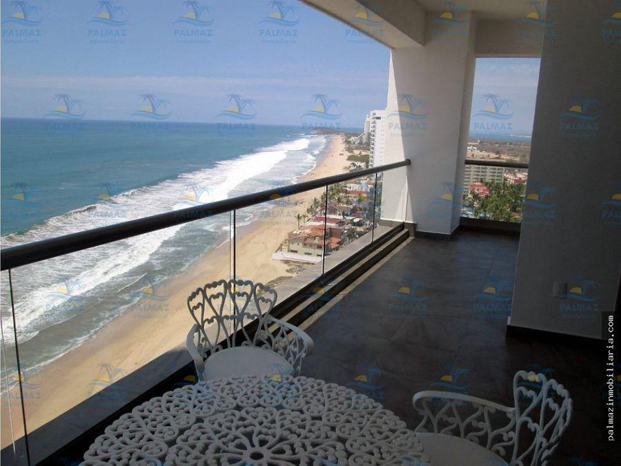 condominios de lujo en playa 3 recs 2 banos