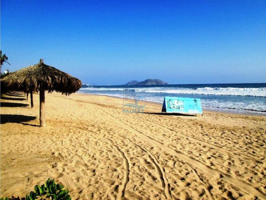 depto en venta en peninsula mazatlan en la playa 4 recamaras 3 banos