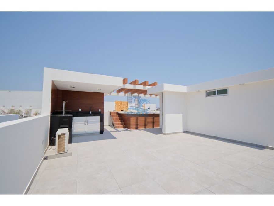 casa de lujo en venta 4 recs 1 en planta baja cerca playa