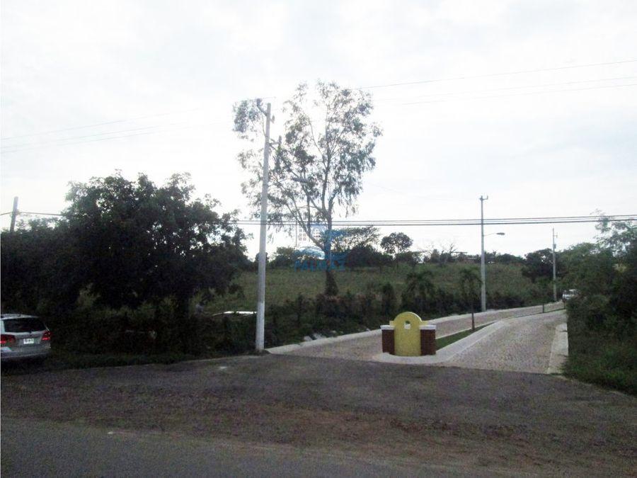 terreno en venta san francisquito 16606 m2