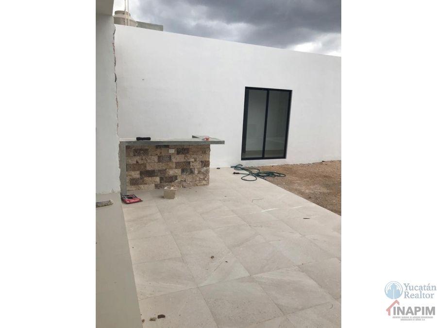 venta de casa en cholul