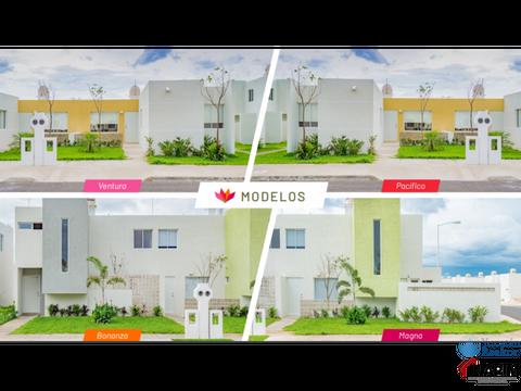 casas en venta fraccionamiento almasur