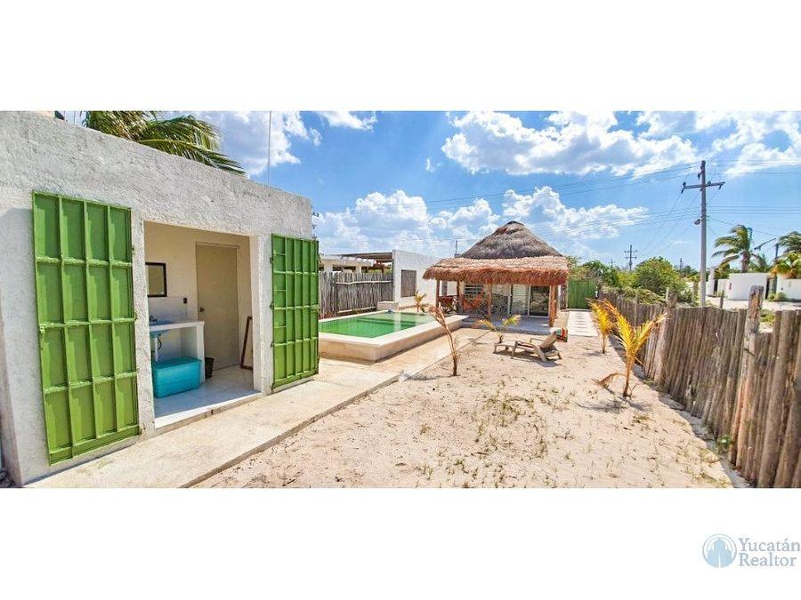 hermoso bungalow en renta