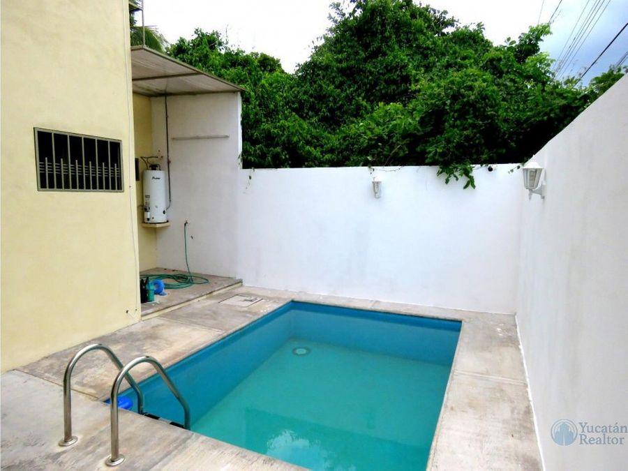casa en venta en la colonia maya