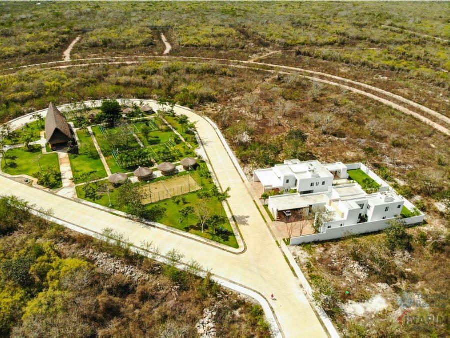 venta de lotes residenciales en la reserva yuc