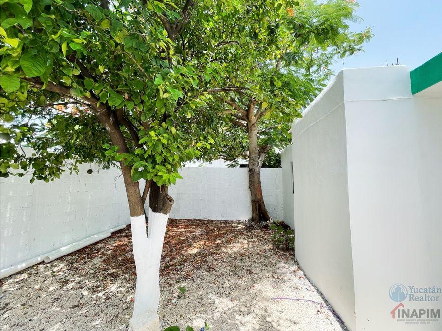 casa en venta una planta zona de francisco de montejo