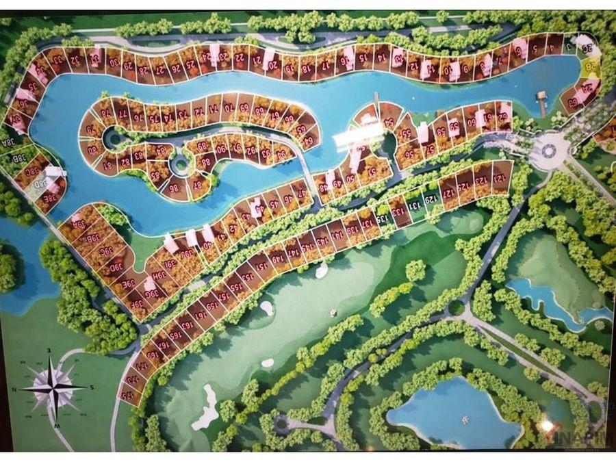 terreno en venta yucatan country club