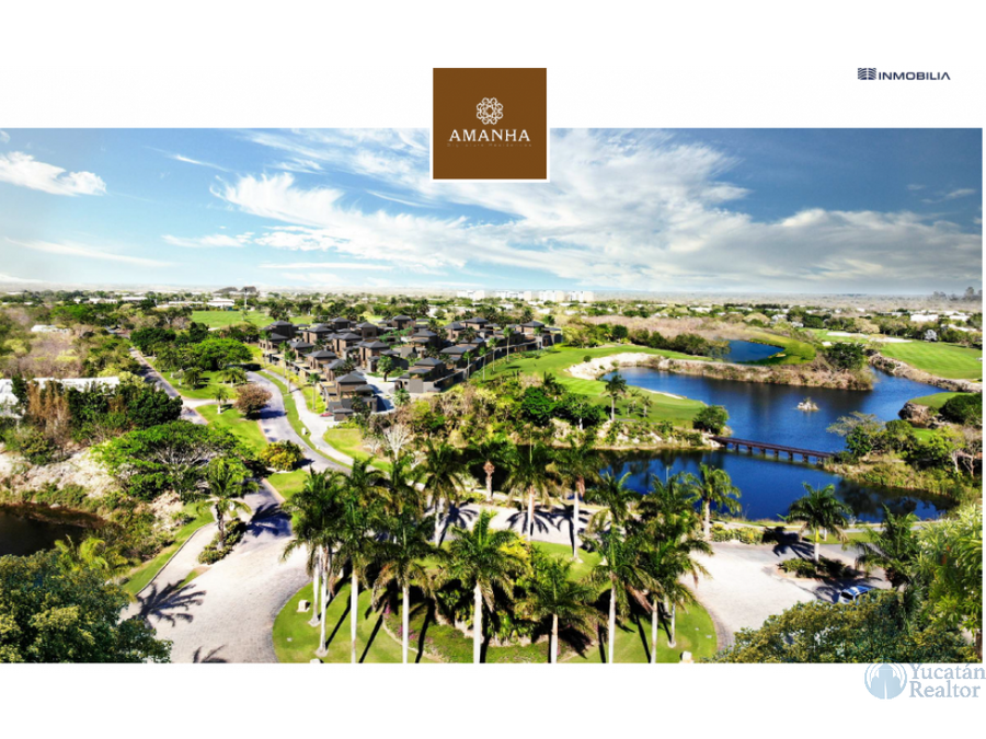amanha exclusivas residencias en country club