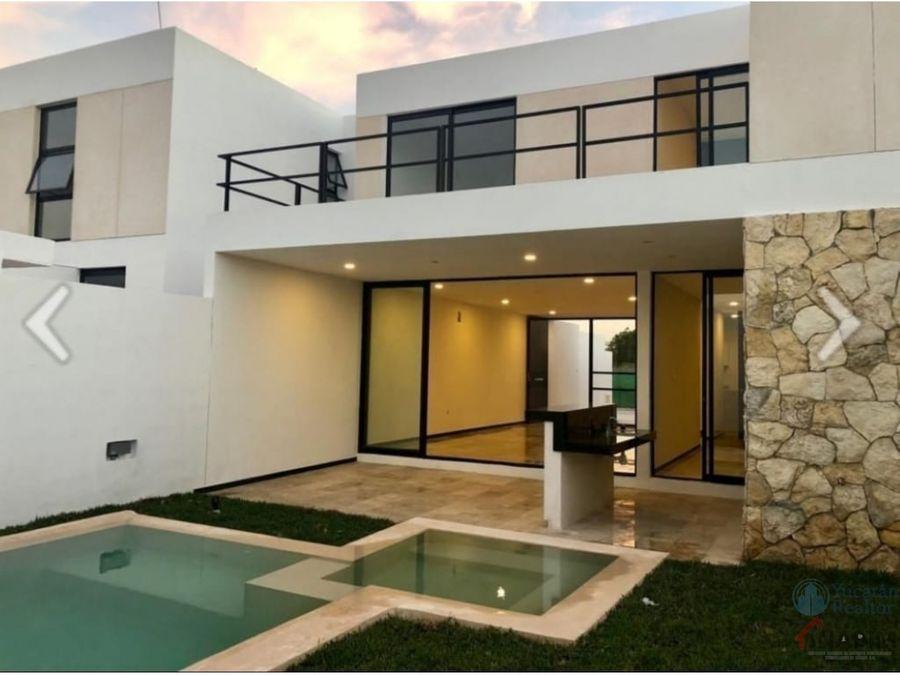 en venta increhible casa en residencial simaruba