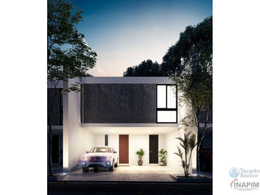 venta casa en merida norva residencial