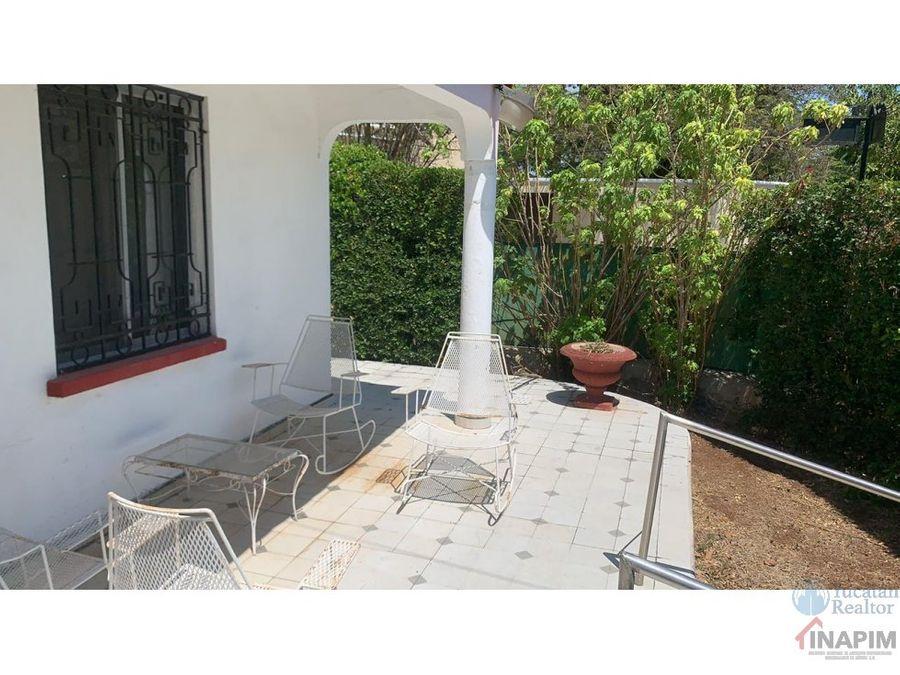 casa en renta en colonia mexico