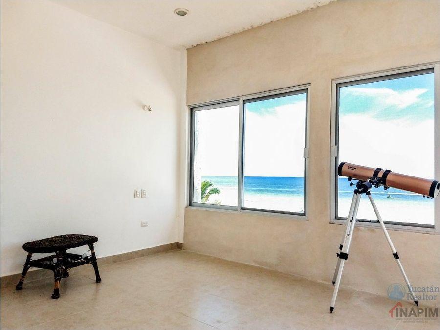 venta casa frente al mar playa de san benito