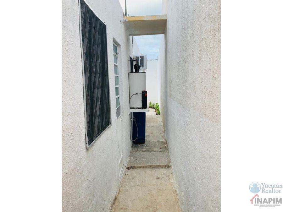 casa en venta 2 recamaras en francisco de montejo