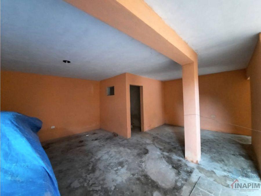 oportunidad amplia casa en venta en merida