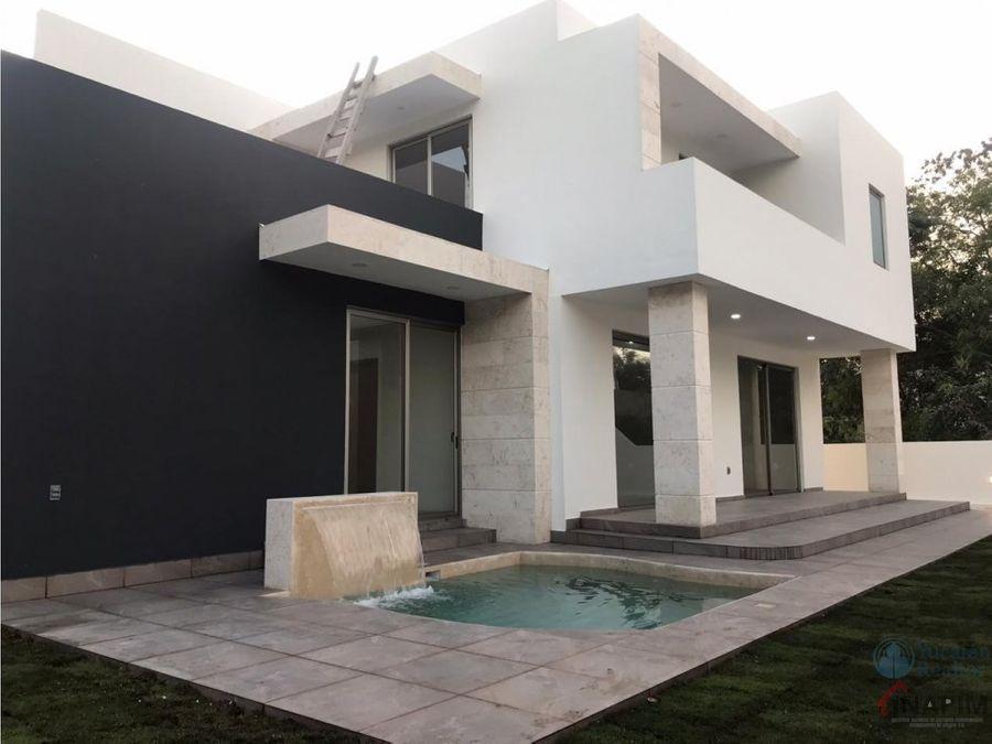 magnifica casa en residencial