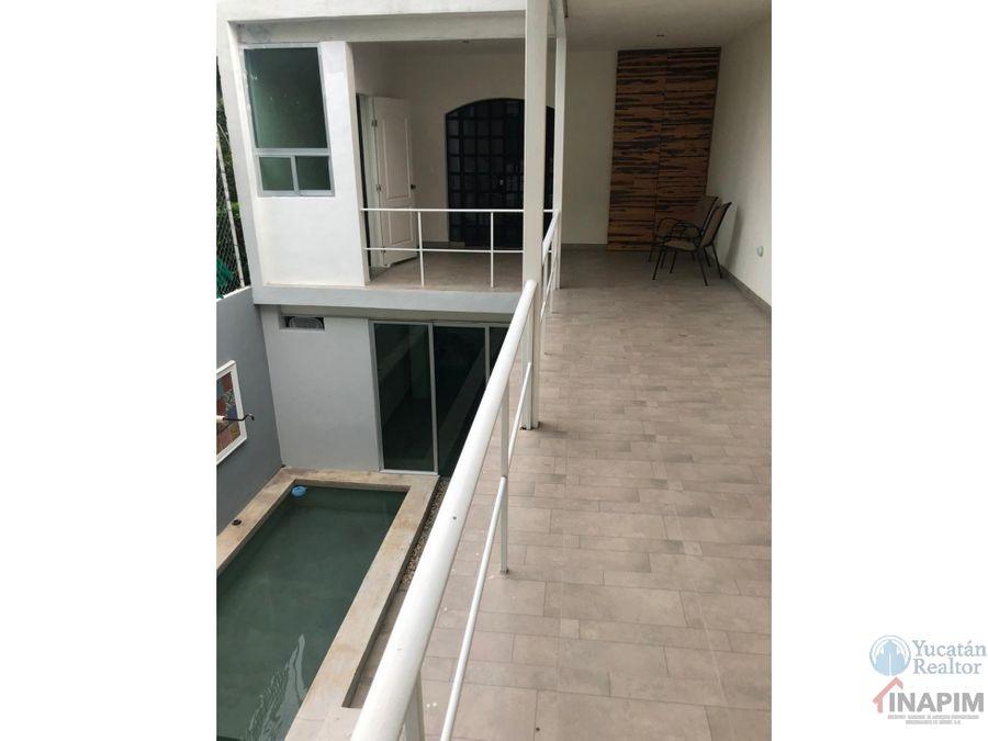 casa en venta en chuburna hidalgo