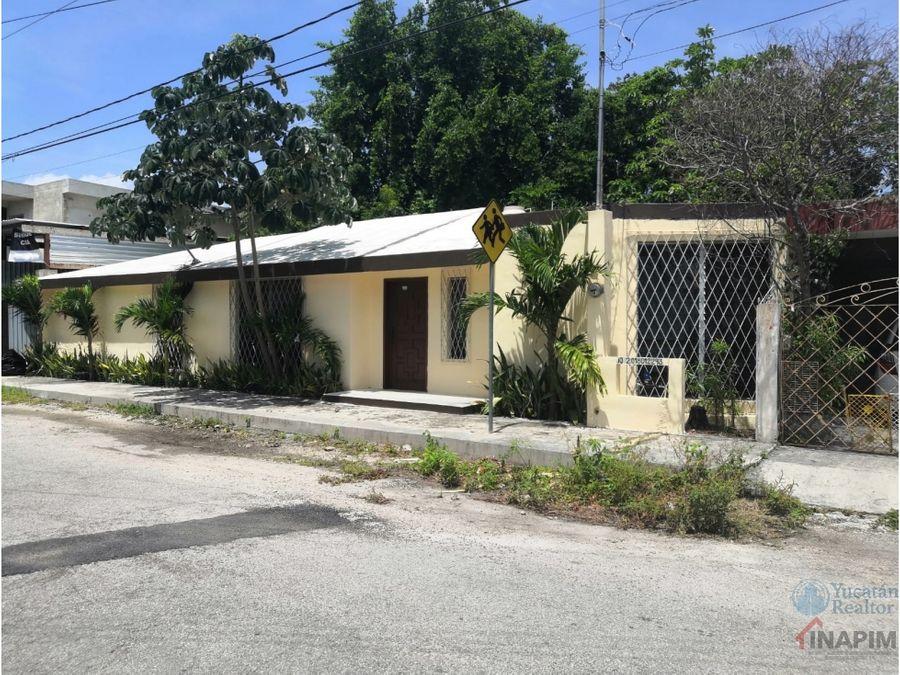 venta de casa en el centro en merida