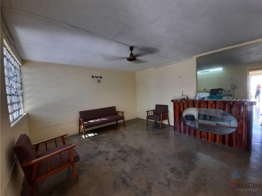 casa dos habitaciones en el porvenir