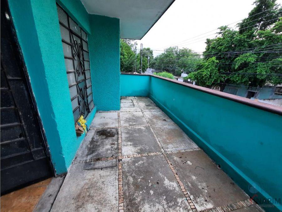 casa 4 recamaras y piscina en colonia chuburna