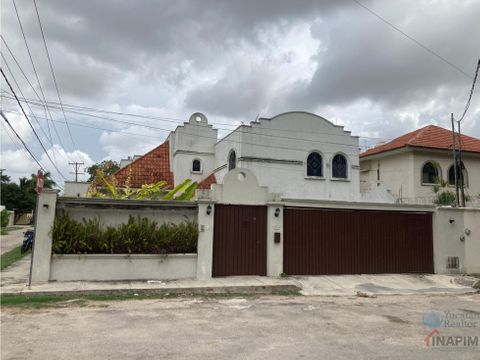 casa en renta y venta en norte de merida