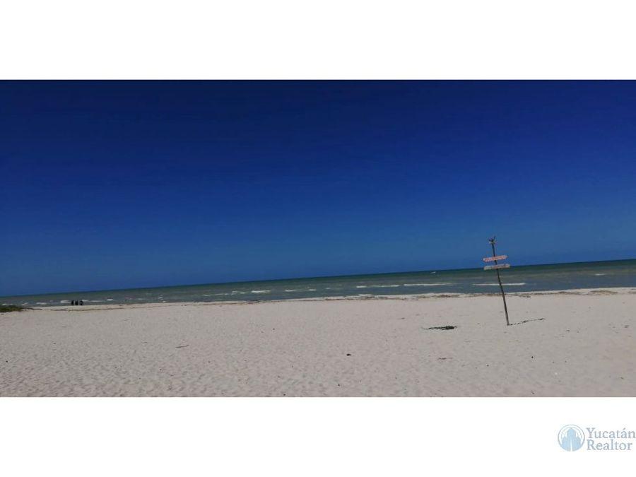 lotes de inversion en la costa yucateca