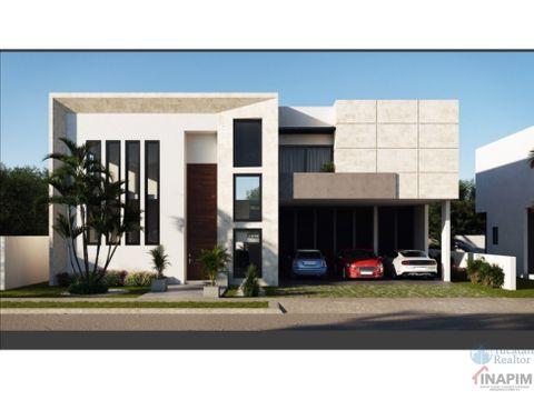 lujosa casa en venta en privada country club