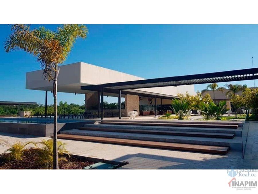 venta casa en merida privada residencial norte merida