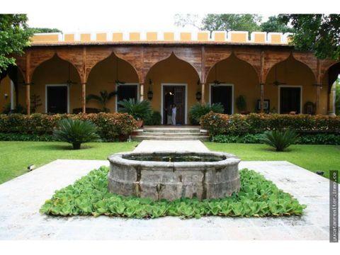 espectacular hacienda yucateca cerca de merida