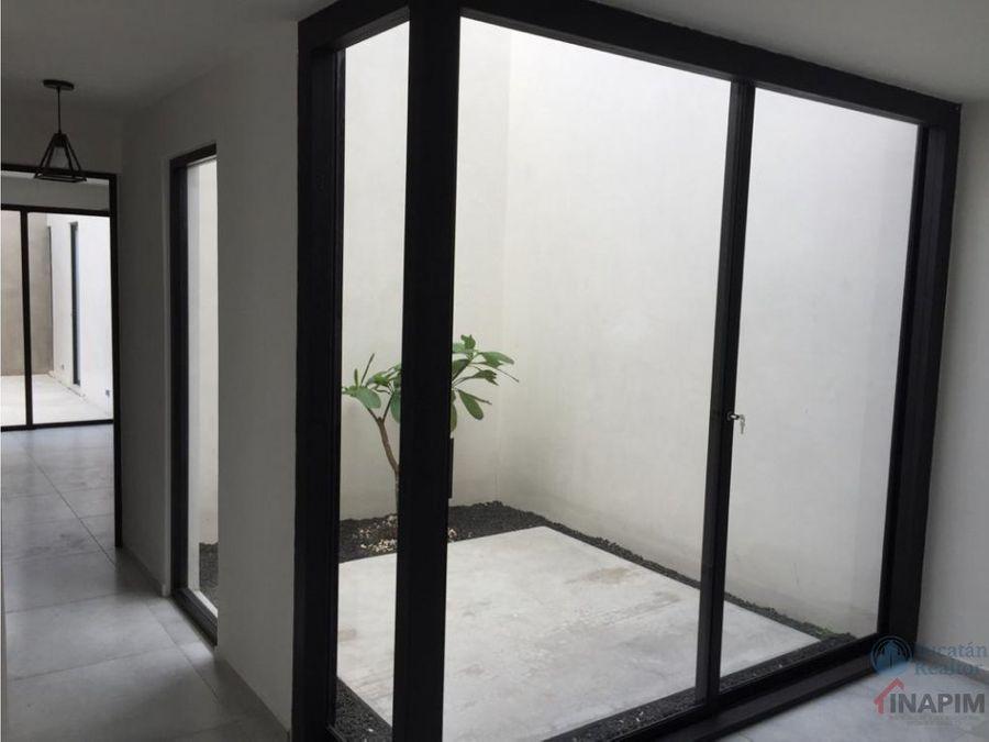 casa en venta de una planta en jardines del norte