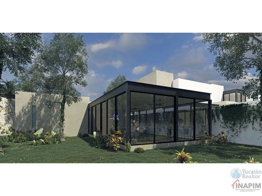 venta de casa en merida 3 habitaciones almena azalea