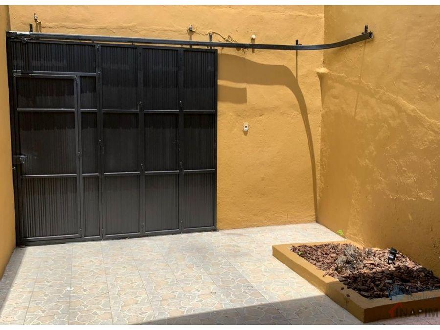 venta de casa en el centro para remodelar merida