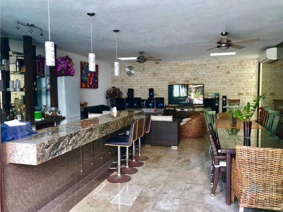 venta de amplia casa en campestre merida