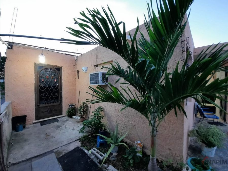 casa en venta 3 habitaciones residencial del norte chenku merida