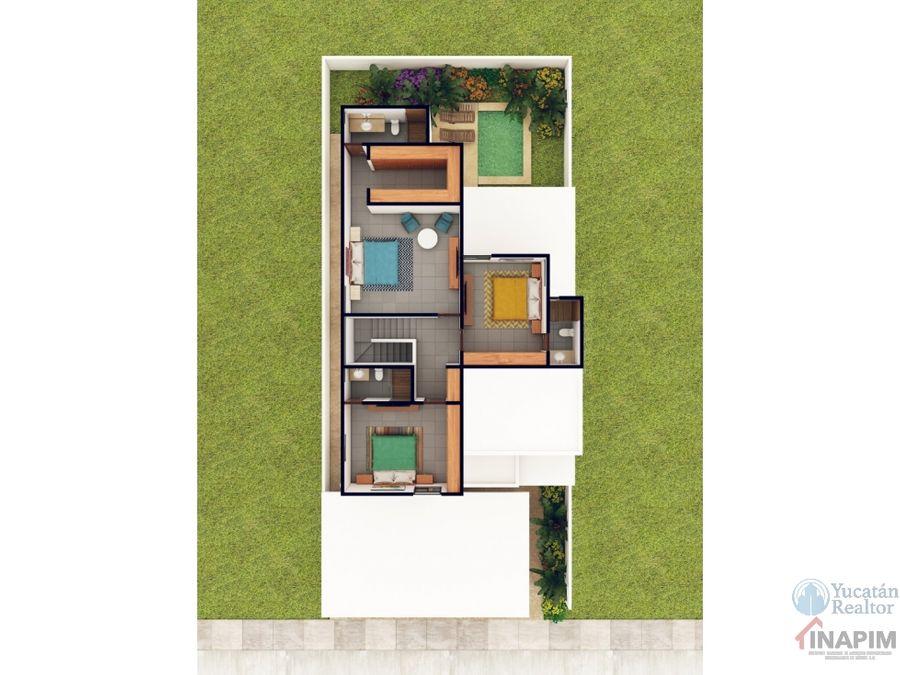 venta casa en merida temozon norte amidanah c
