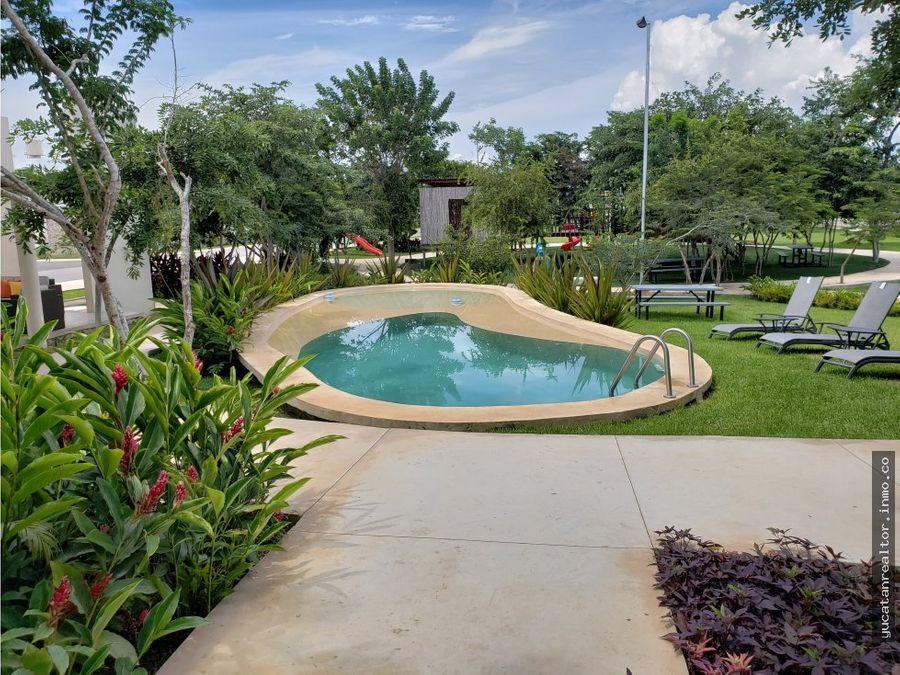 hermosa residencia en privada magnolia mod b