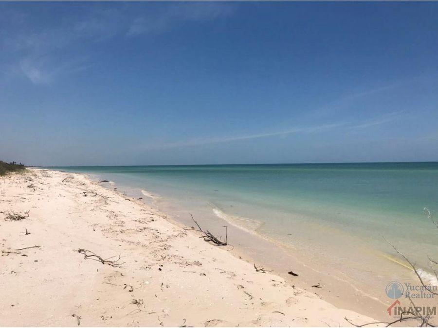 terrenos en venta frente al mar sisal