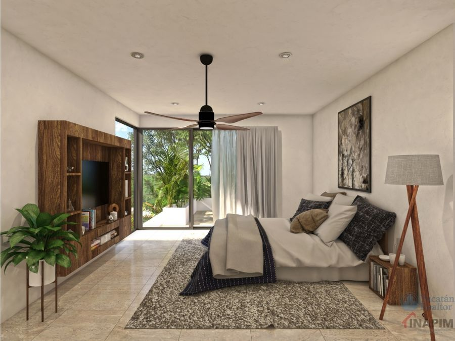venta amplia casa en merida en cholul kinish