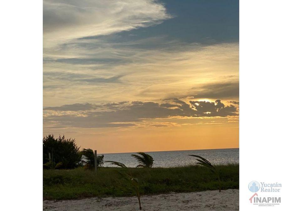 en venta lotes en la playa de yucatan