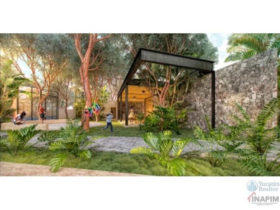 casa de dos plantas en privada dzithia merida
