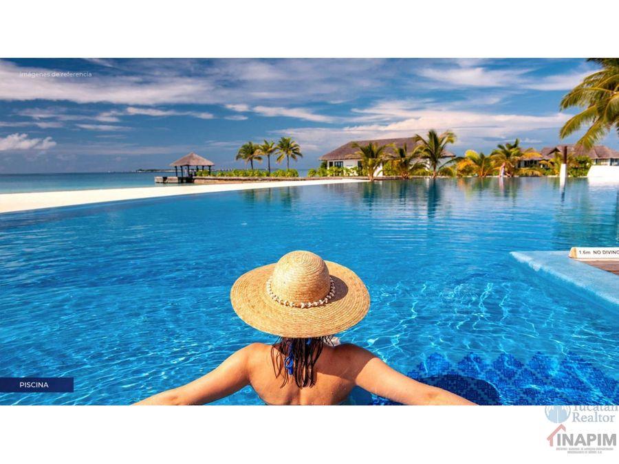 venta de lotes residenciales gran kanan telchac yucatan