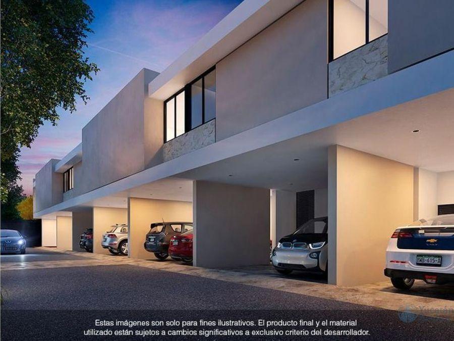hermoso townhouse en privada maculi modelo 2