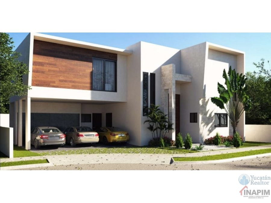 casa en venta en yucatan country club
