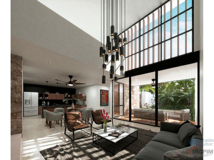 divina casa en venta en sodzil norte