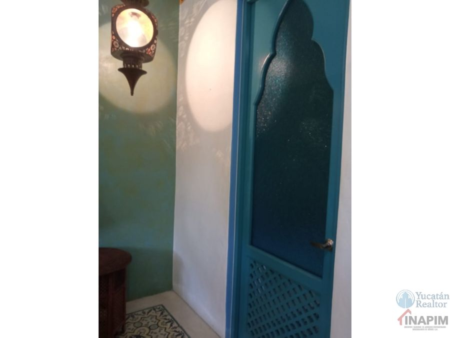 casa en venta en izamal de una planta
