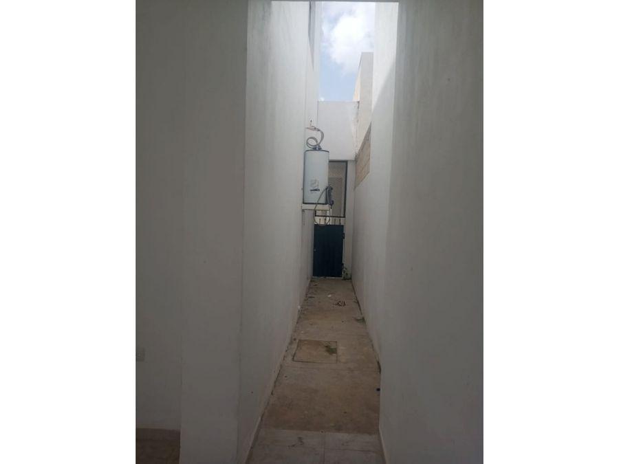casa en renta en gran san pedro cholul