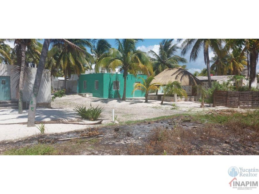se vende terreno en la playa de san crisanto