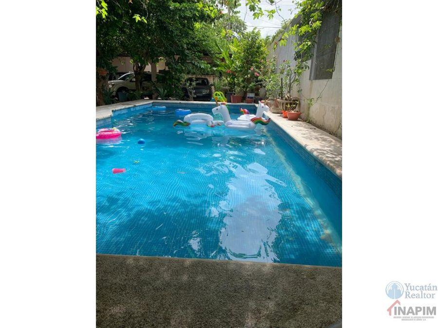 venta de casa de 6 recamaras piscina en el centro