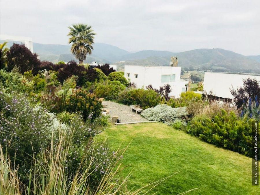casa costa cachagua 5d5b jardines